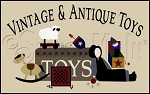 1014 * Vintage & Antique Toys 11.25x18