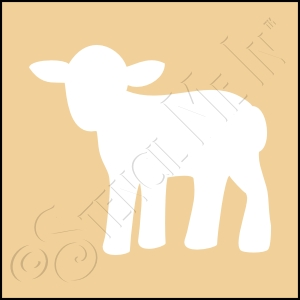 Farm Animal Stencil Shapes - Custom Farm Animal Stencils ...