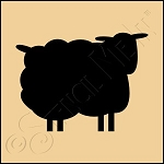 889-CA364 * Sheep 4x4