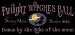 1310 * Twilight Witches Ball Halloween Stencil 11.25x24