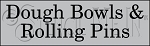 4457 * Dough Bowls and Rolling Pins Stencil 5.5x18