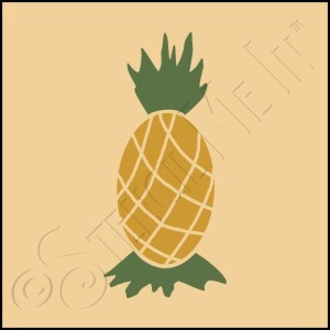 889-CA480 * Pineapple 4x4