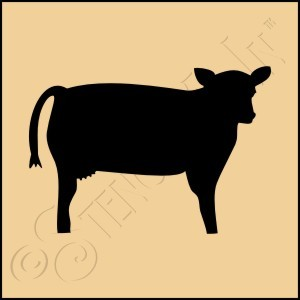 889-CA481 * Cow 4x4
